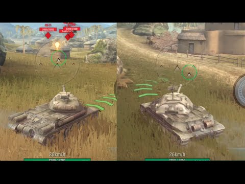 world-of-tank-blitz---is-7-&-is-4-gameplay