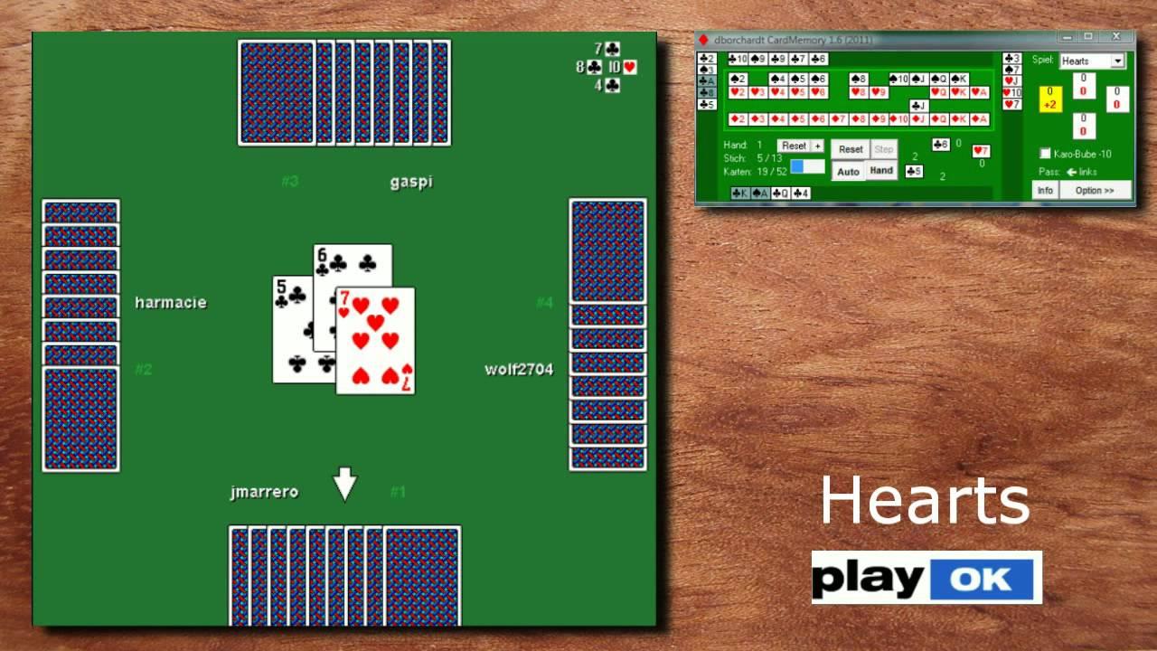 Kostenlose Online Kartenspiele