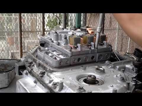 Фото к видео: Desensamble de Transmision AXODE - AX4S. Windstar, Taurus.