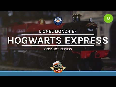 O Gauge Lionel Hogwarts Express Train Set