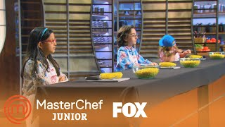 "MASTERCHEF JUNIOR | Let The Games Begin from ""Junior Edition: The Good, the Bad and the Smelly"""