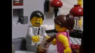 説明酒飲みながら作ったんで後半 動きがだいぶ荒いですが、 レゴでGTA5...