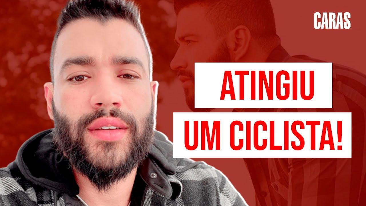 GUSTTAVO LIMA SE ENVOLVE EM ACIDENTE NO CAMINHO DE SUA FAZENDA!