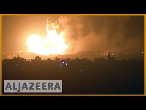 🇮🇱 🇵🇸 Israel pounds Gaza, killing a pregnant woman and her child | Al Jazeera English