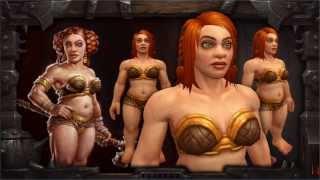 BlizzCon 2013 - Art of World of Warcraft Panel (Full)