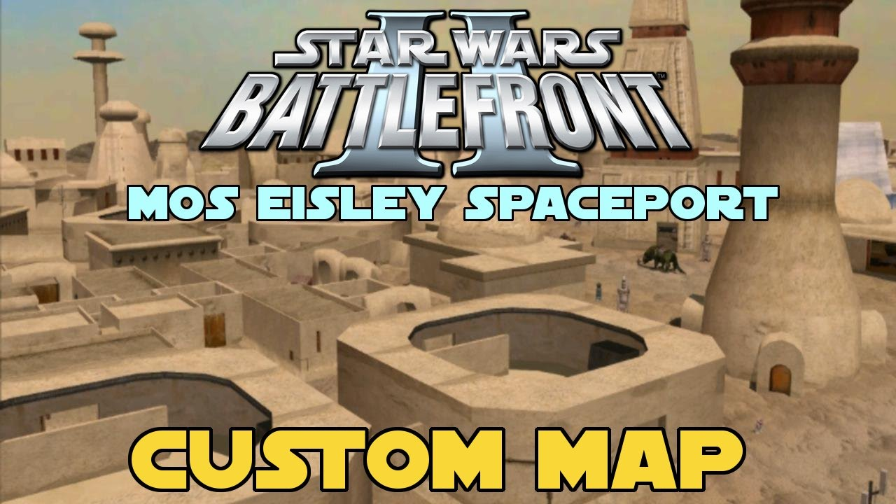Lets Play Star Wars Battlefront 2 Folge 36 Mos Eisley Spaceport