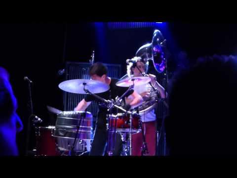 """Gone Daddy Gone"" Violent Femmes@Mann Center Philadelphia 6/28/15 Last Summer on Earth Tour"