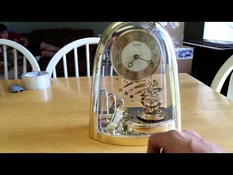 Rhythm Quartz Movement Clock