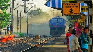 High Speed Shatabdi Express Back To Back   Indian Railways