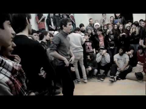 El-Dub Fight - Jojo Vs Kotik