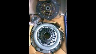 Комплект сцепления Ланос 1 5л VALEO DWK-004