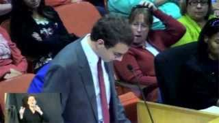 TN Student Speaks Out About Common Core, Teacher Evaluations, and Educational Data thumbnail