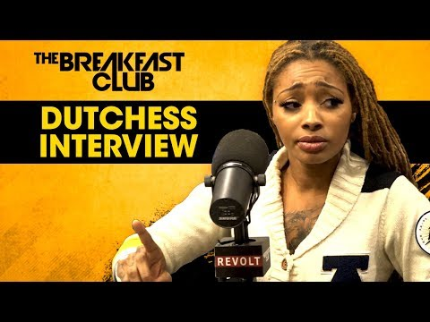 Dutchess Reveals The Storylines Of 'Black Ink Crew', Brings