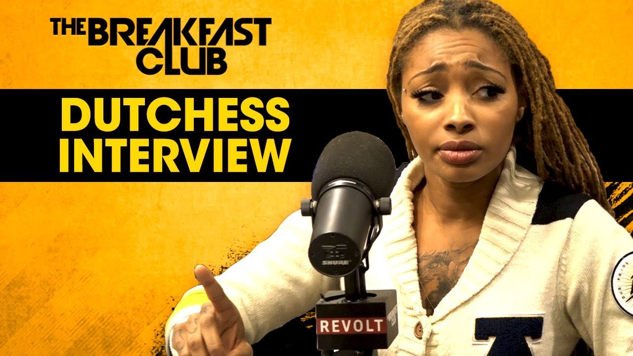 Dutchess Exposes The Storylines Of 'Black Ink Crew' & Brings Receipts To Expose Ceaser