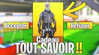 HALLOWEEN SKINS RETOUR - NOEL ON FORTNITE! (Ghoul, Skeleton,..)