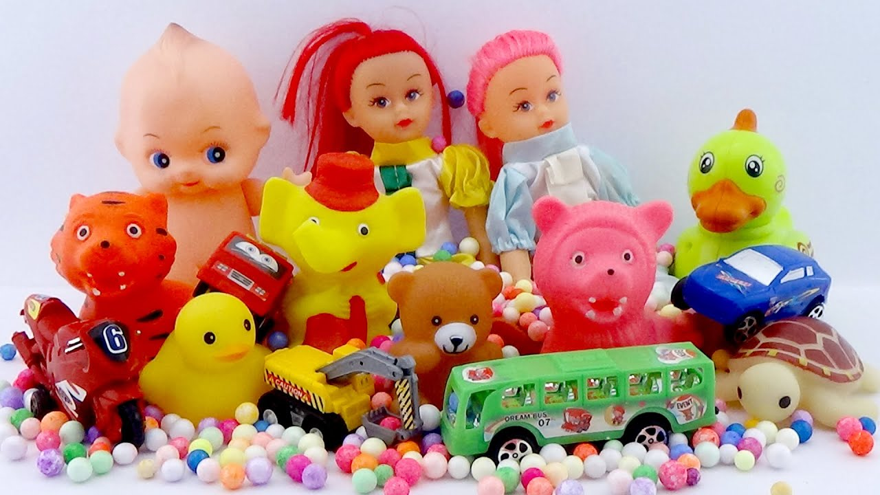 Baby Doll Toy set playing kids fun