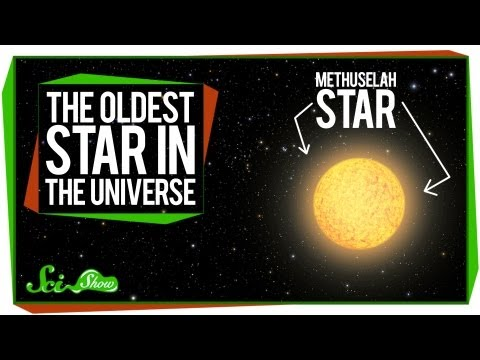 The Oldest Star in the Universe