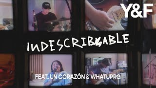 Indescribable (feat. Un Corazón & WHATUPRG) [Official Music Video] - Hillsong Young & Free