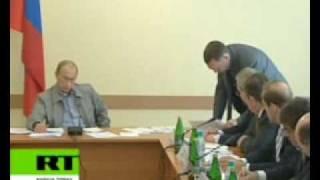 vuclip Prime Minister Putin Bitch Slaps Oleg Deripaska Part 1