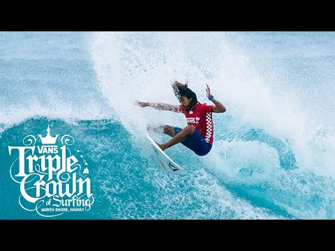 Vans World Cup of Surfing 2016: Day 1 Highlights  Vans Triple Crown of Surfing  VANS