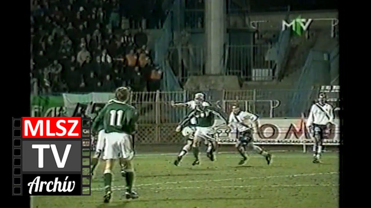 MTK-Ferencváros | 2-3 | 2000. 03. 18 | MLSZ TV Archív