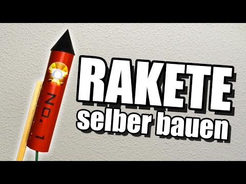 Silvester Raketen Treiber Rakete Selber Bauen Endburner Rockets [HD]
