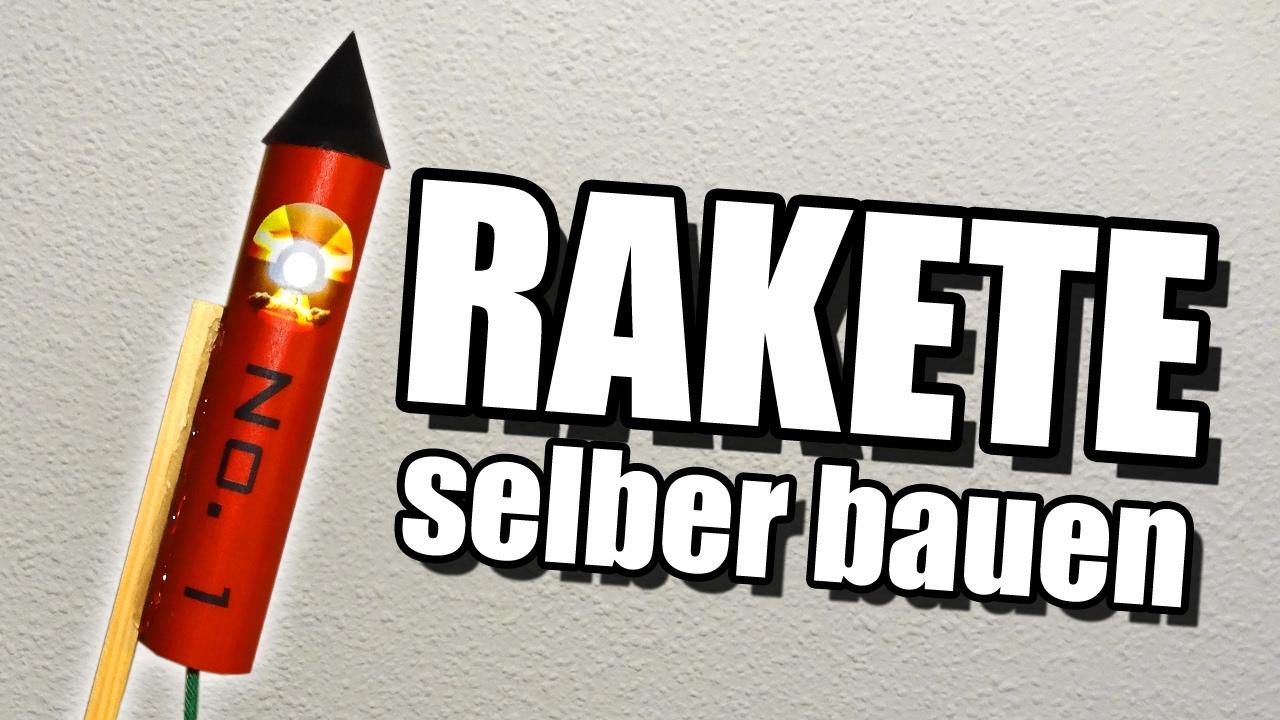 silvester raketen treiber rakete selber bauen endburner. Black Bedroom Furniture Sets. Home Design Ideas