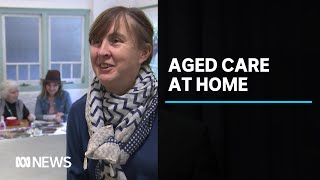 Australian families taking their elderly out of aged care and into the home amid COVID-19 | ABC News