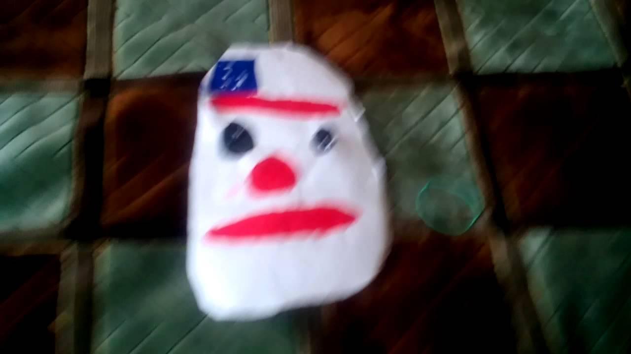 Как сделать маску далласа 142