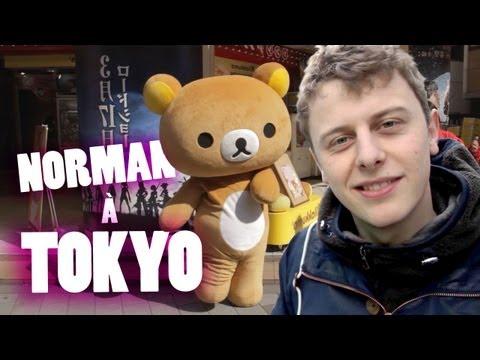 NORMAN À TOKYO