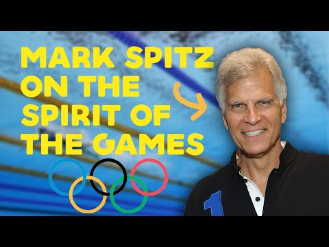 Mark Spitz on Phelps, Lochte and why the Spirit of the Games is more important than Medals