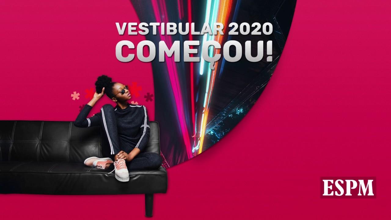 Download Vestibular ESPM 2020