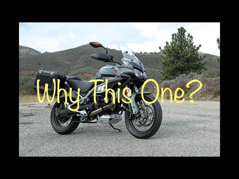 Why I Bought a Moto Guzzi Stelvio 1200 NTX