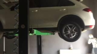 Ремонт двигателя Audi Q7 CRE 3.0 TFSI Каеен с масляным голодом !!!!!