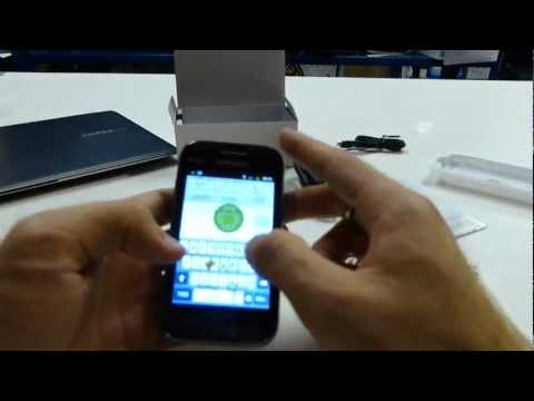 Samsung Galaxy Ace Duos Unboxing and Hands On
