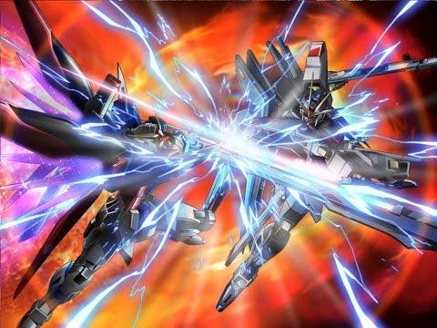 Gundam Mix AMV 'Feel Invincible'