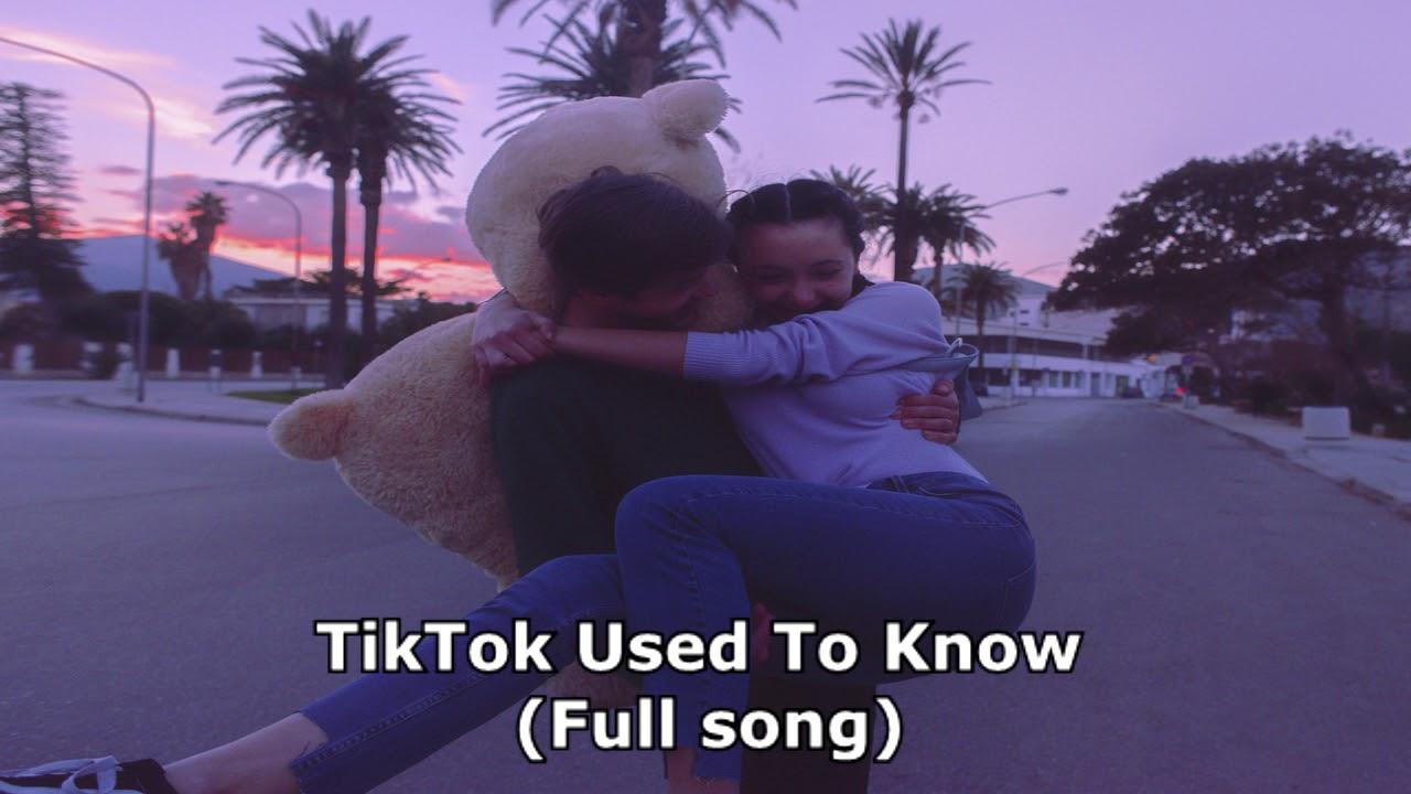 tik tok full song youtube