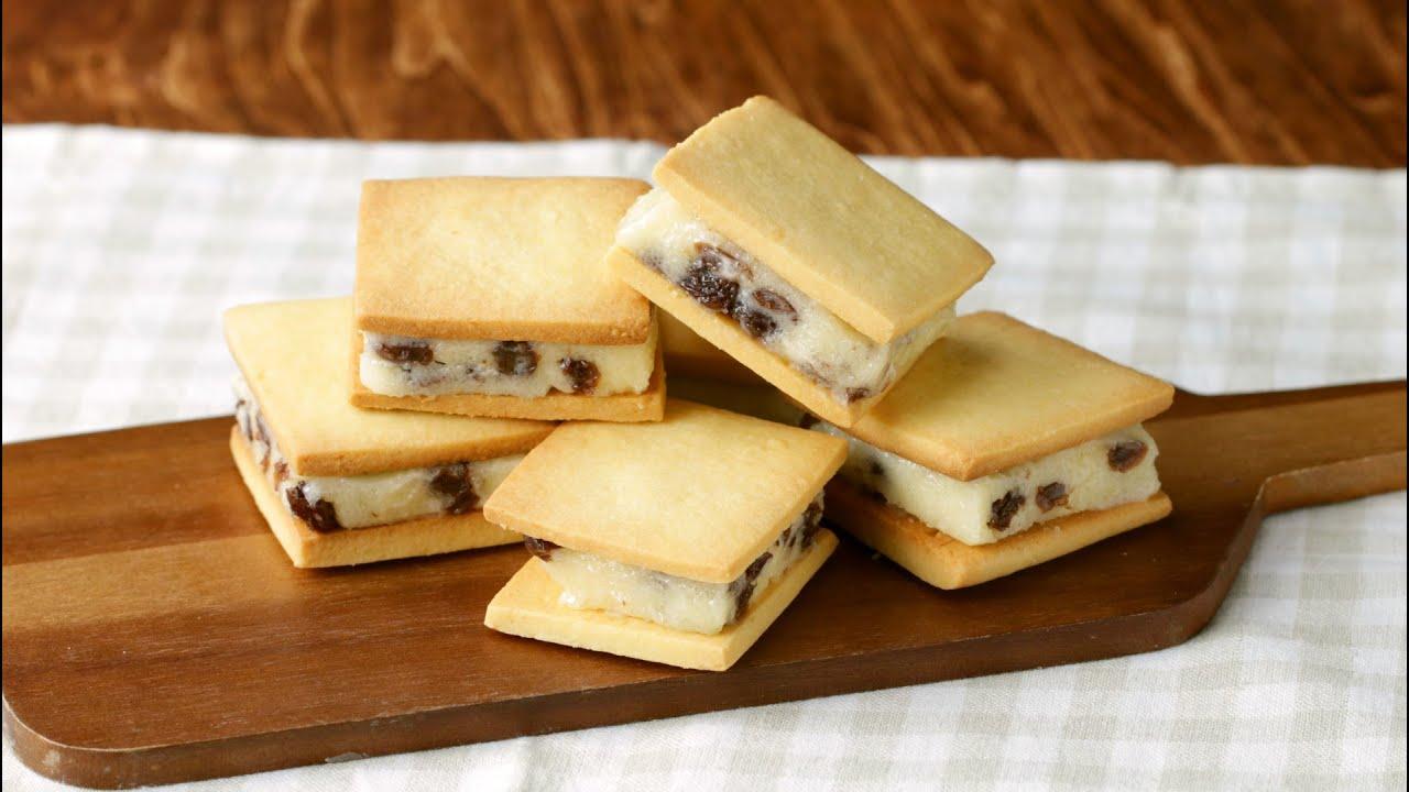 レシピ バター サンド