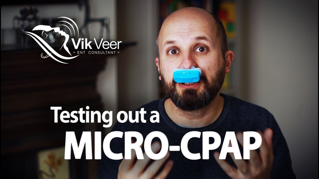 Download A Sleep Surgeon Tests a MicroCPAP / Airing device