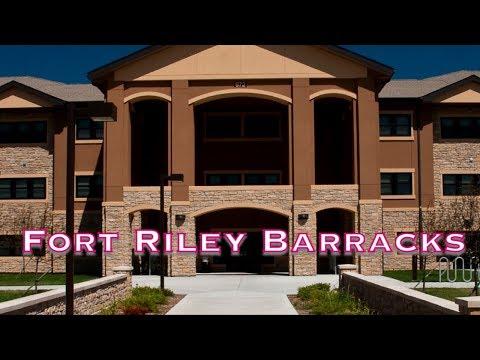 Fort Riley Barracks Room Tour