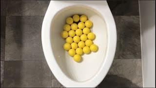 Will it Flush? - Golf Balls