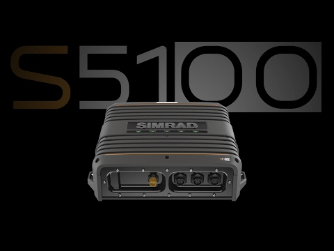 Fish Like a Pro with the New Simrad S5100 Sonar Module