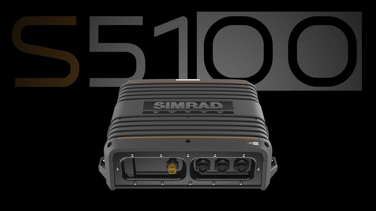 Sonar and Transducers | Simrad USA