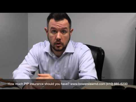 How much PIP insurance should you get?