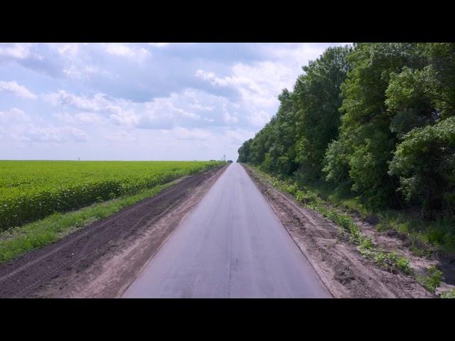 Продовжуємо працювати на дорозі Суми-Старе село
