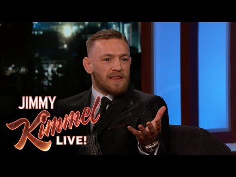 Thumbnail: Conor McGregor on Beginning His Career