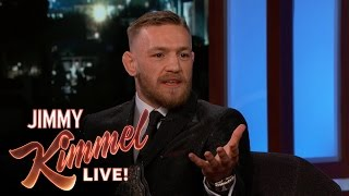 Conor McGregor on Beginning His Career thumbnail