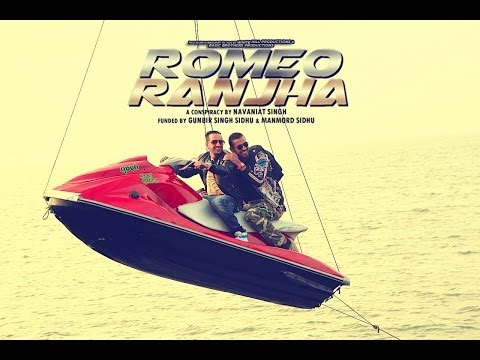 Romeo Ranjha | Behind The Scenes | Jazzy B & Garry Sandhu | Action Sequence Part 1