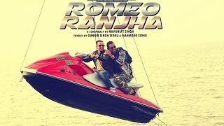 romeo ranjha   behind the scenes   jazzy b garry sandhu   action sequence part 1
