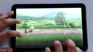 Mobile Games - Samurai Hush